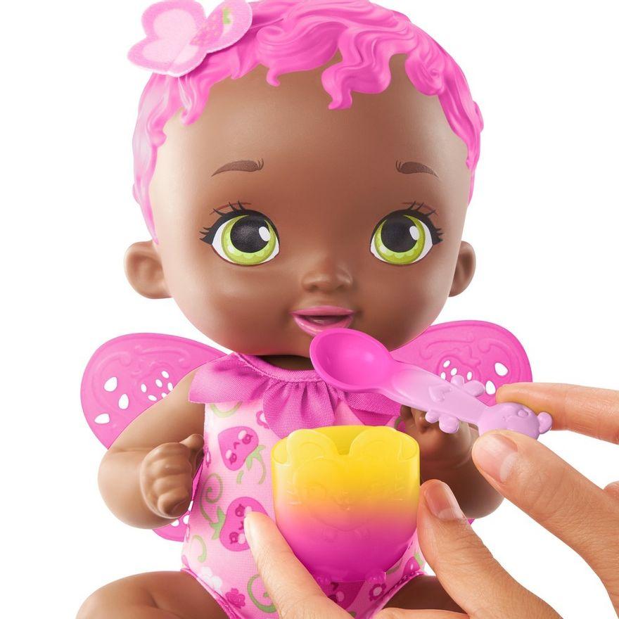 Boneca-My-Garden-Baby---Borboleta-Frutinhas-Comilonas-Fresa---Mattel-5