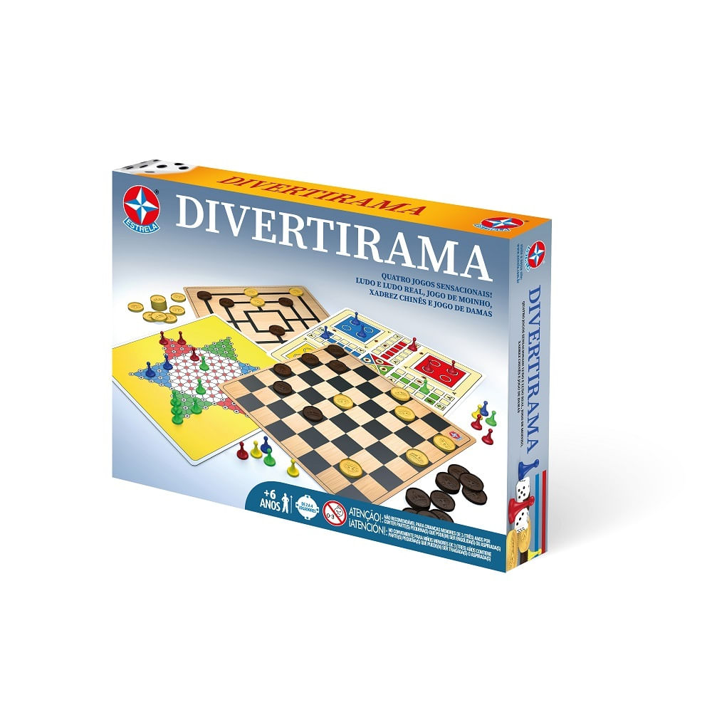 Jogo Divertirama - Estrela