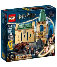 Bloco-de-Montar---Harry-Potter---HogwartsT---Fluffy-Encounter---Lego-0