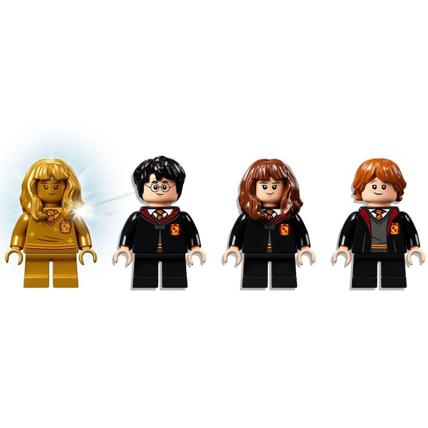 Bloco-de-Montar---Harry-Potter---HogwartsT---Fluffy-Encounter---Lego-2