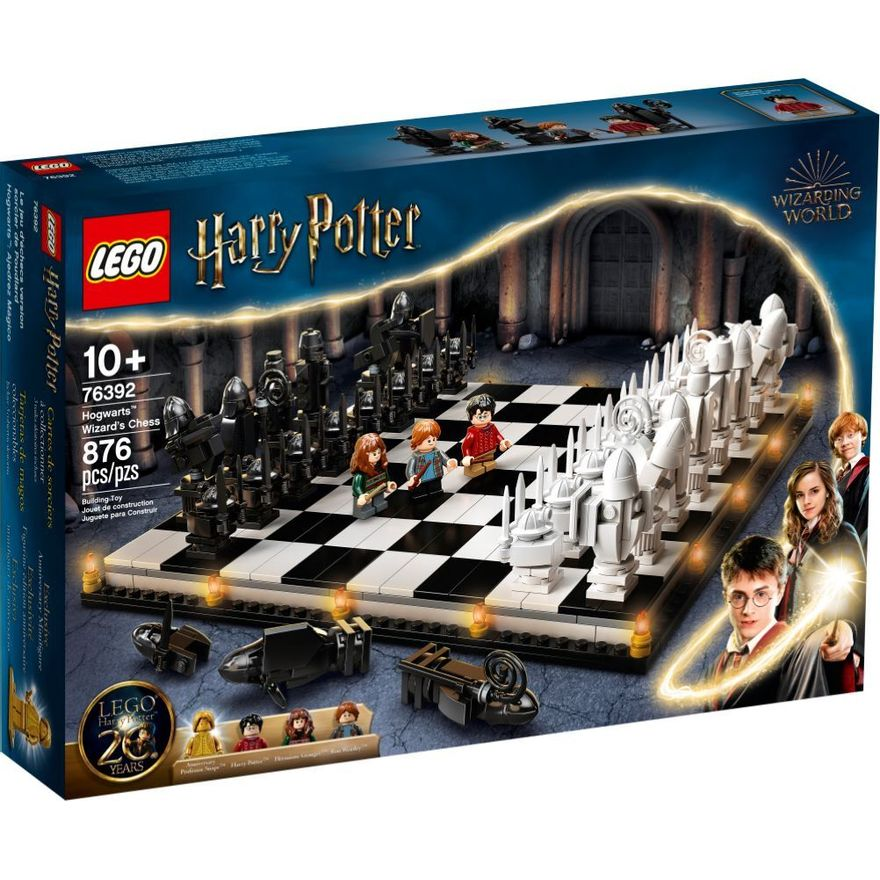 Bloco-de-Montar---Harry-Potter---HogwartsT---Wizard-s-Chess---Lego-0