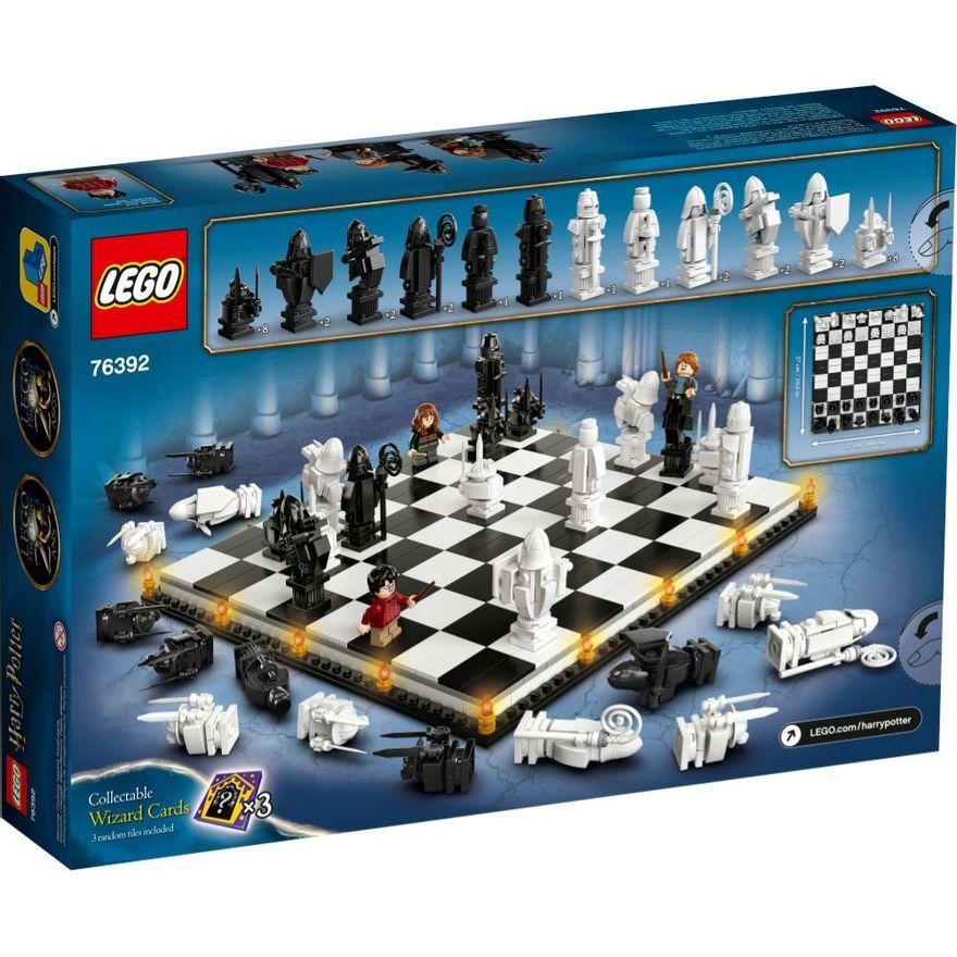 Bloco-de-Montar---Harry-Potter---HogwartsT---Wizard-s-Chess---Lego-1