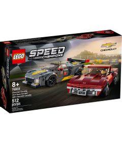 Bloco-de-Montar---Speed-Champions---Chevrolet-Corvette---Lego-0