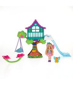 Barbie-Dreamtopia---Conjunto-Chelsea---Casa-De-Arvore-Nas-Nuvens---Mattel-0