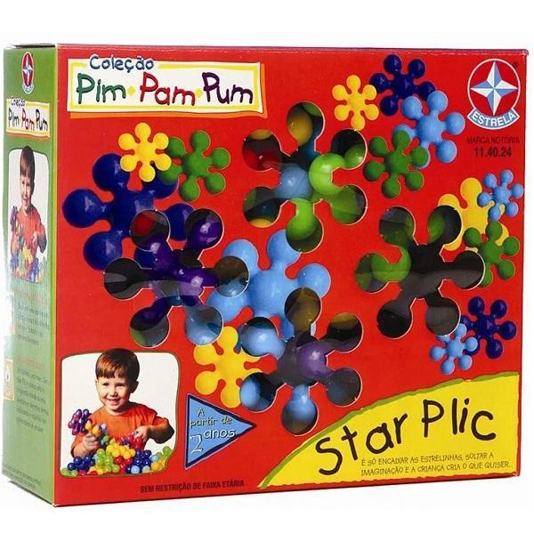 Jogo STAR PLIC Estrela 0004
