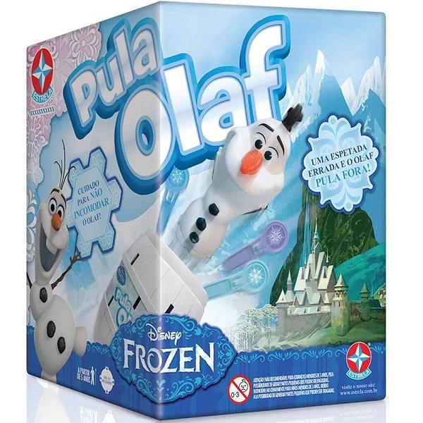 Jogo Pula OLAF Frozen Estrela