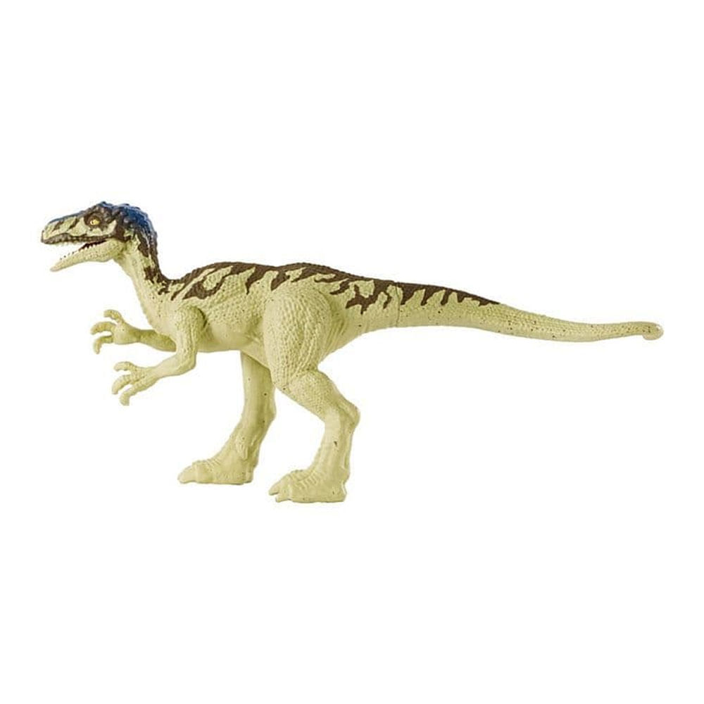 Figura Básica - Jurassic World 2 - Conjunto de Ataque - Coelurus - Mattel