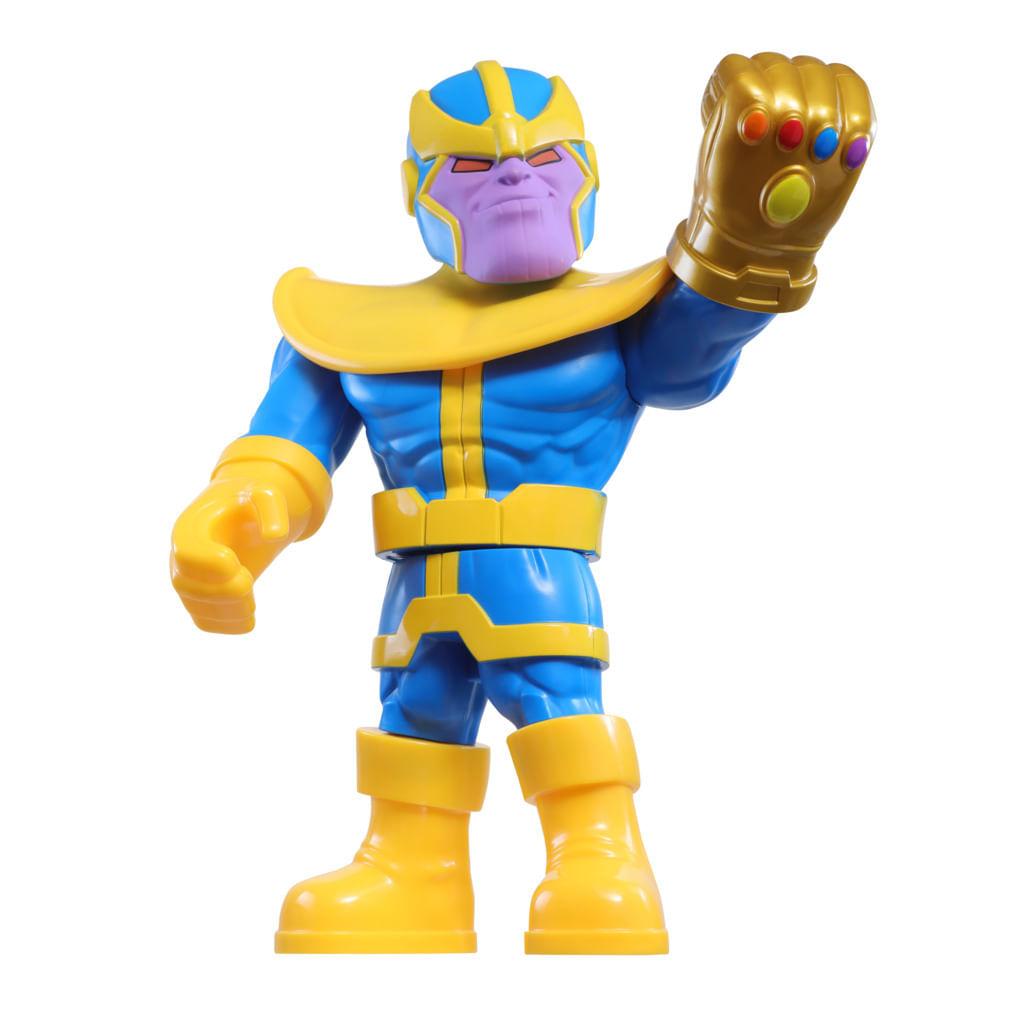 Boneco Playskool - Marvel - Thanos - Hasbro