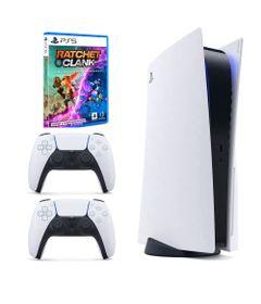 100429927-Kit-de-Console-PS5-com-Controle-DualSense-e-Jogo-Ratchet---Clank---Em-Outra-Dimensao---Sony
