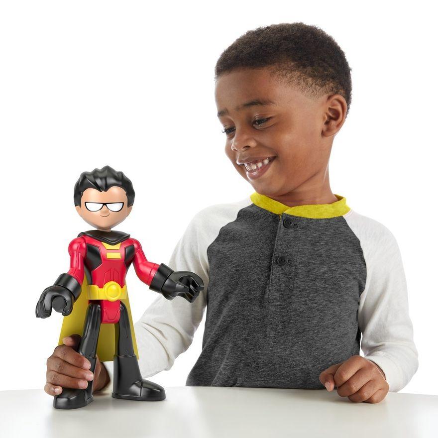 Robin---Figuras-de-Acao-XL-Surpresa---Imaginext---Teen-Titans-Go---Mattel-2