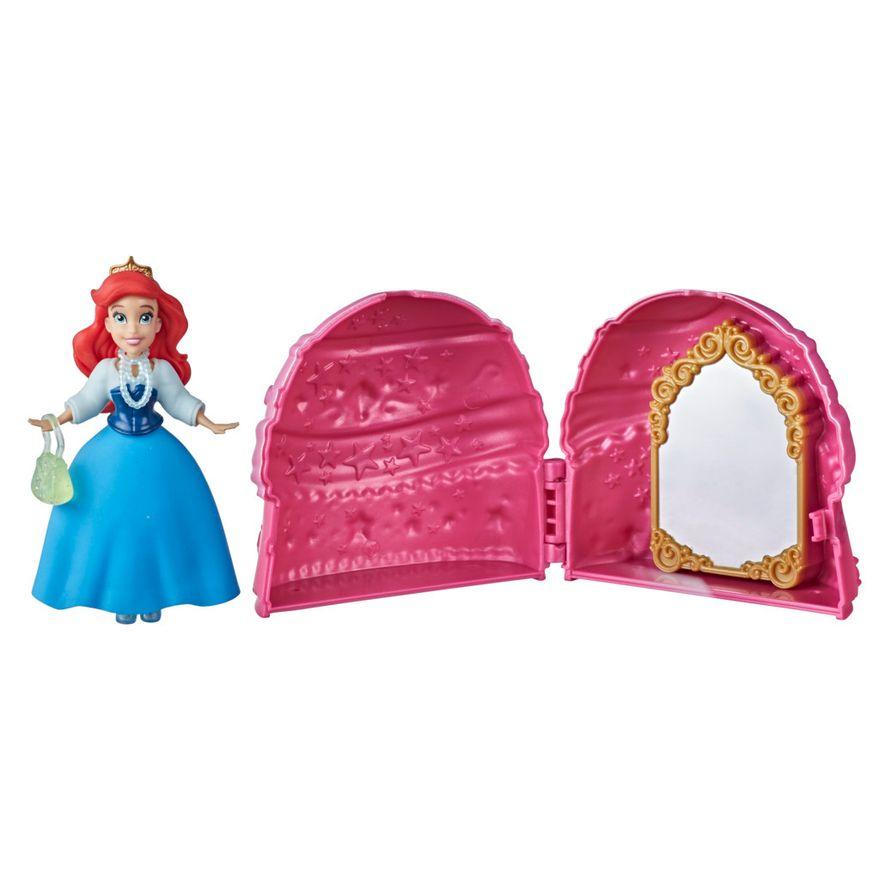 Mini-Boneca-Disney---Princesa-Ariel---Secret-Styles-Fashion---Hasbro-3