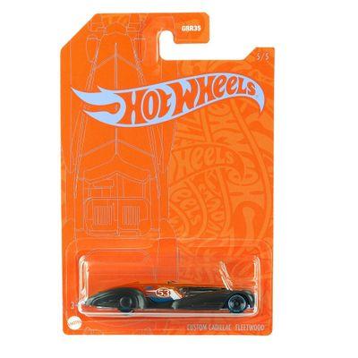 Mini-Veiculo---Hot-Wheels-Collector---Orange---Blue---Custom-Cadillac-Fleetwood---Mattel-0