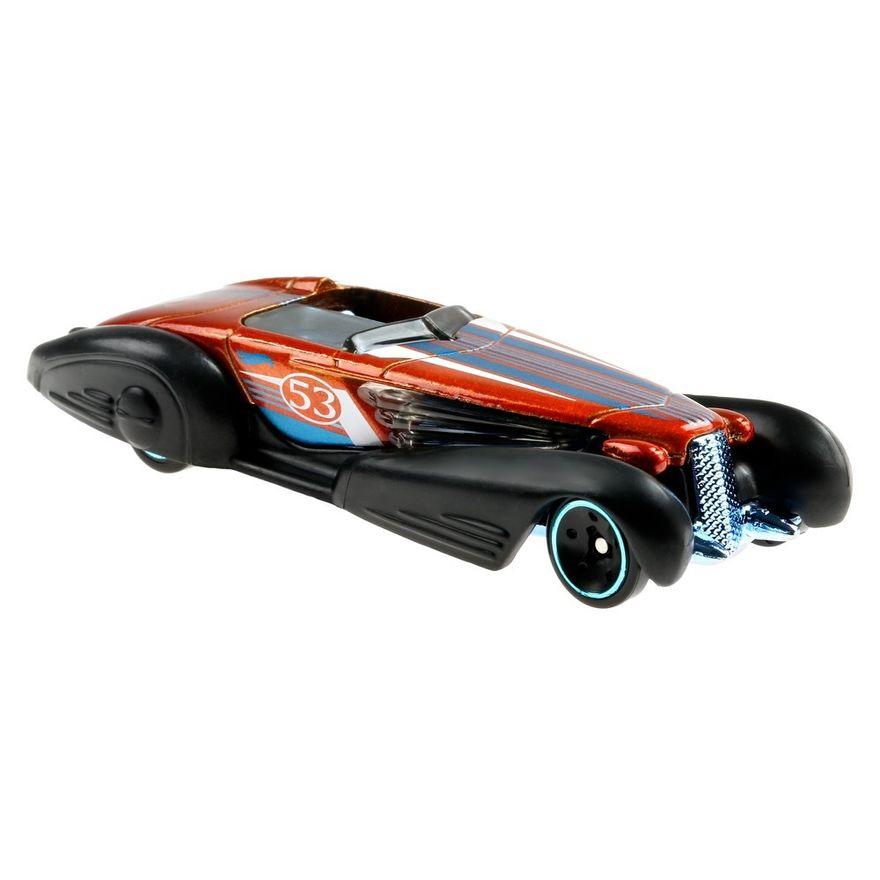 Mini-Veiculo---Hot-Wheels-Collector---Orange---Blue---Custom-Cadillac-Fleetwood---Mattel-3