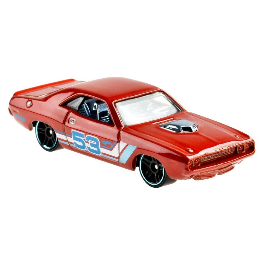 Mini-Veiculo---Hot-Wheels-Collector---Orange---Blue---70-Dodge-Hemi-Challenger---Mattel-3
