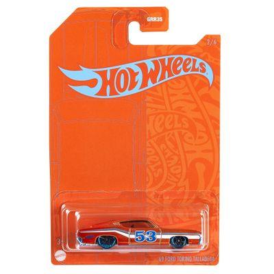 Mini-Veiculo---Hot-Wheels-Collector---Orange---Blue---69-Ford-Torino-Talladega---Mattel-0