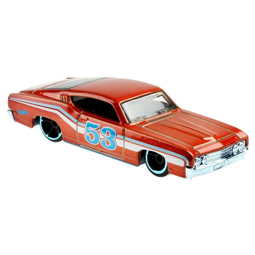 Mini-Veiculo---Hot-Wheels-Collector---Orange---Blue---69-Ford-Torino-Talladega---Mattel-3