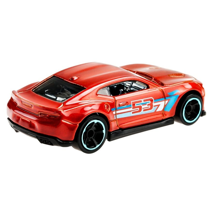 Mini-Veiculo---Hot-Wheels-Collector---Orange---Blue---18-Camaro-SS---Mattel-2