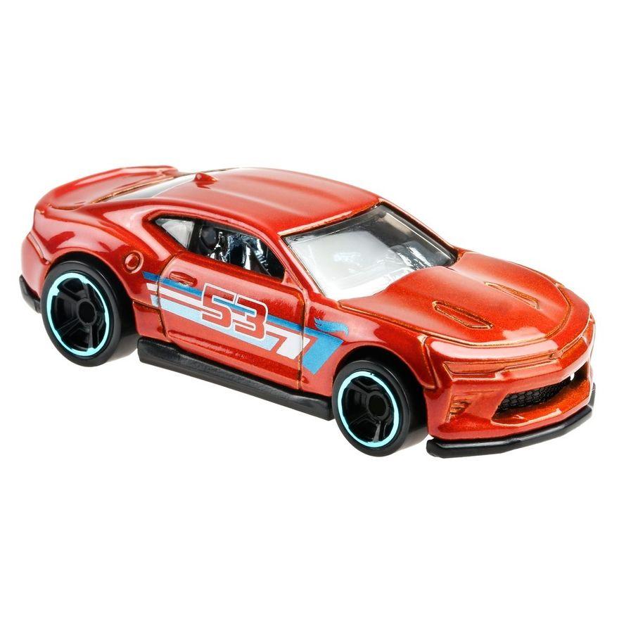 Mini-Veiculo---Hot-Wheels-Collector---Orange---Blue---18-Camaro-SS---Mattel-3
