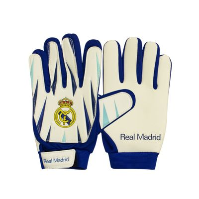 Luva-Goleiro-Infantil---Real-Madrid---Tamanho-5---Sportcom-0