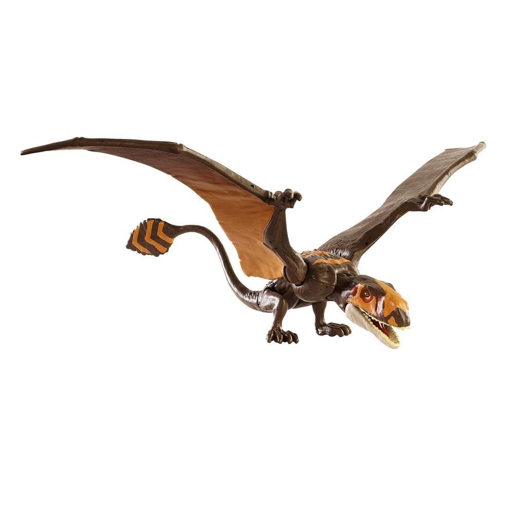 Jurassic World - Rugido Selvagem - Dimorphodon  - Mattel