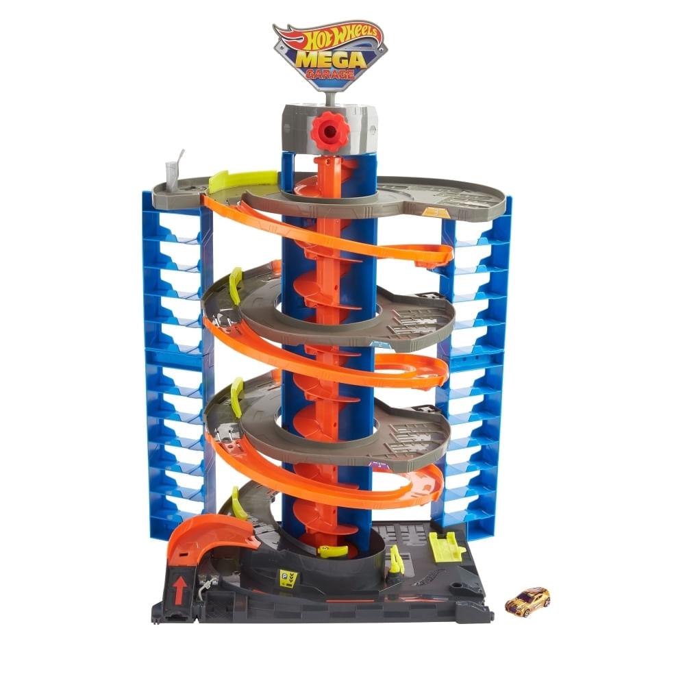 Hot Wheels - City - Mega Garagem - Mattel