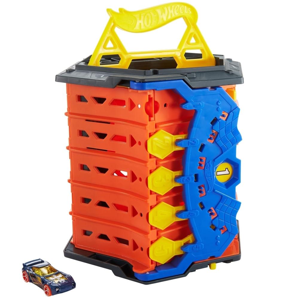 Hot Wheels - Action - Pista Extrema Portátil - Mattel