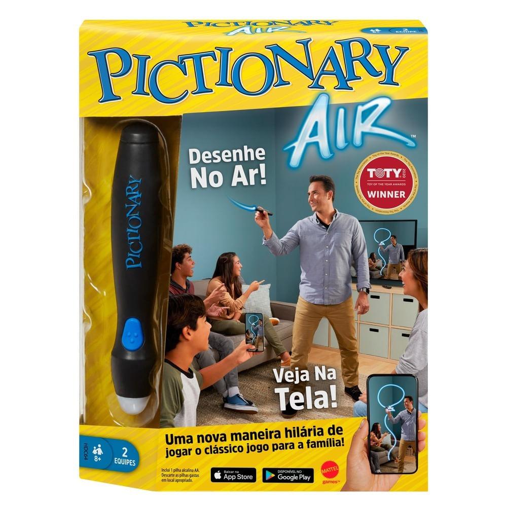 Jogo Pictionary Air - Mattel