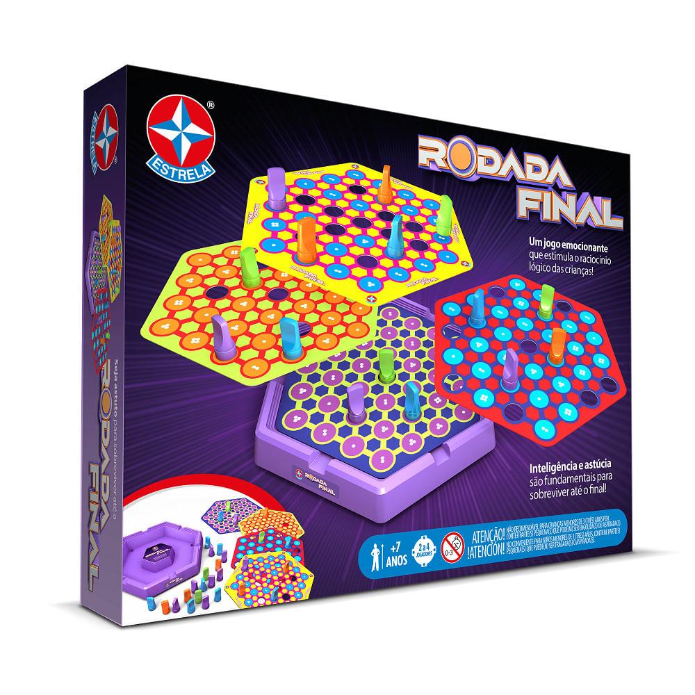 Jogo - Rodada Final - Número de Jogadores 2 ou Mais - Estrela