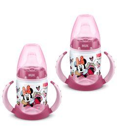 100433853-Kit-de-Copos-de-Treinamento---150Ml---First-Choice---Disney-by-Britto---Minnie---Nuk