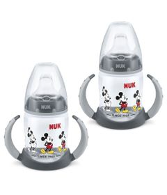 100433855-Kit-de-Copos-de-Treinamento---First-Choice---150ml---Disney---Mickey---Learner-Bottle---Nuk