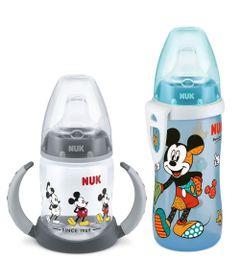100433857-Kit-de-Copos-de-Treinamento---150-e-300ml---Disney---Mickey-Mouse---Nuk