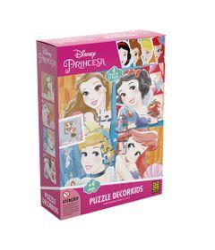 Quebra-Cabeca---Disney---Princesas---100-Pecas---Decorkids---Princesas---Grow-0