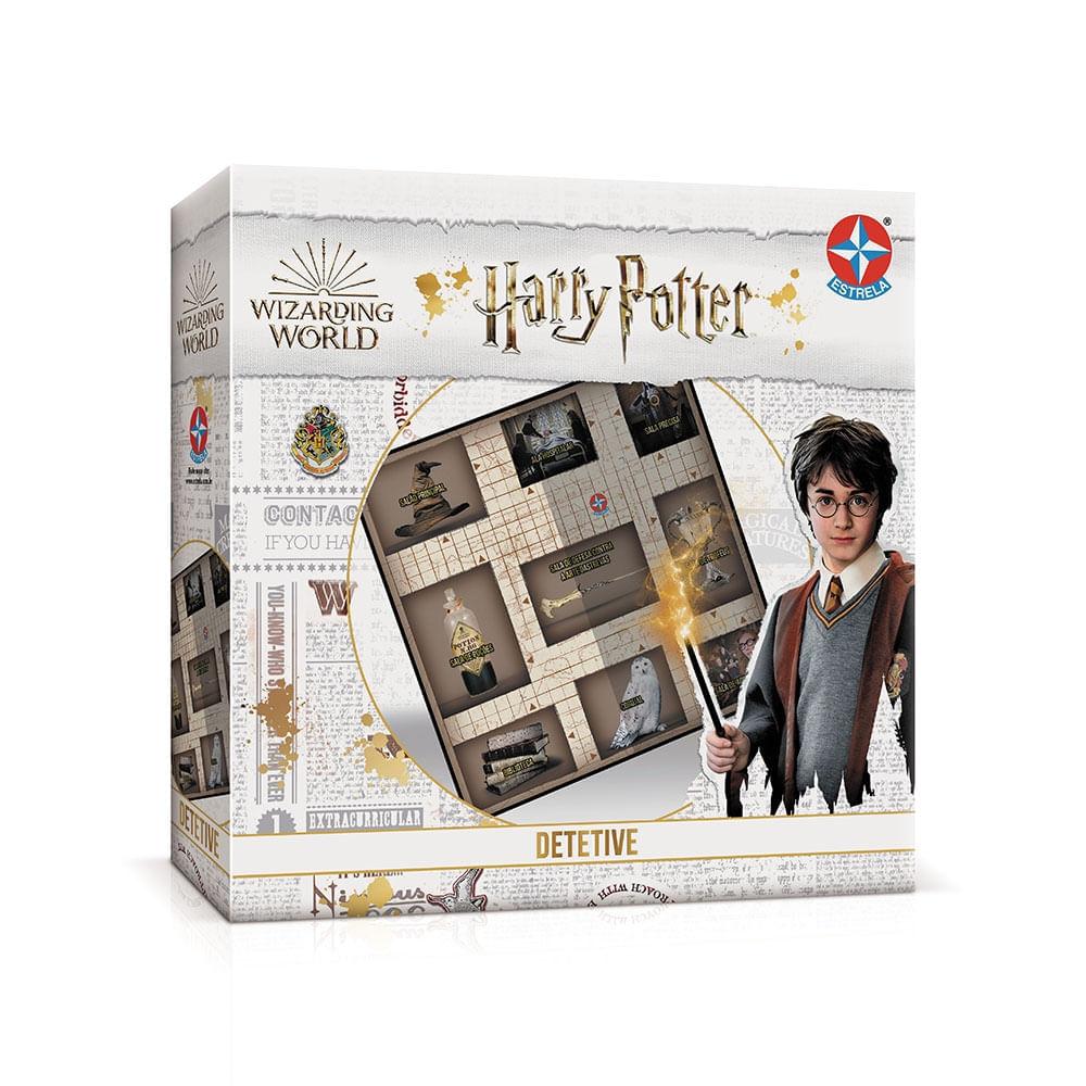 Jogo Detetive Harry Potter - Estrela