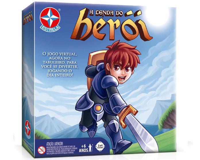 Jogo A Lenda do Herói - Estrela