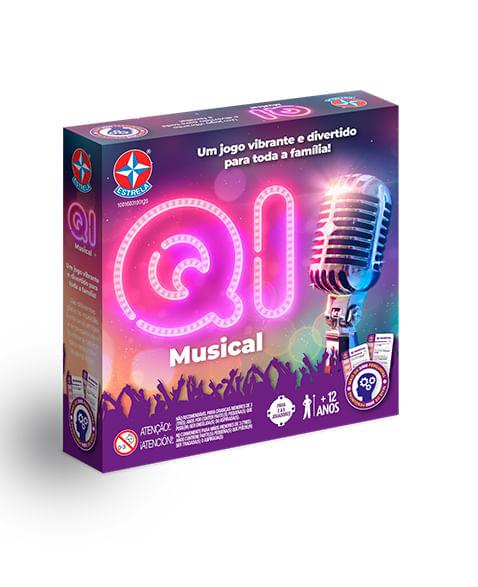 Jogo QI Musical - Estrela