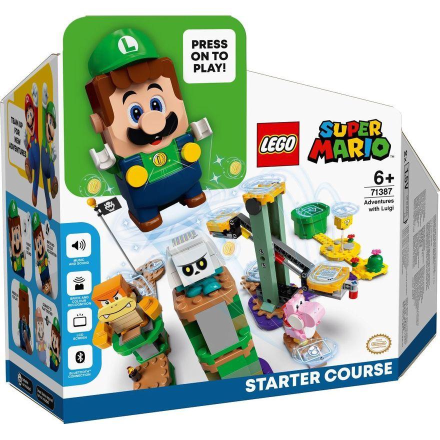 LEGO-Super-Mario---Adventures-with-Luigi---Starter-Course---71387-0