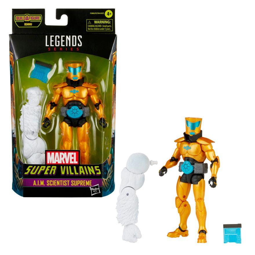 Figura-Articulado---Marvel-Legends---AIM-Scientist-Supreme---15-cm---Hasbro-2