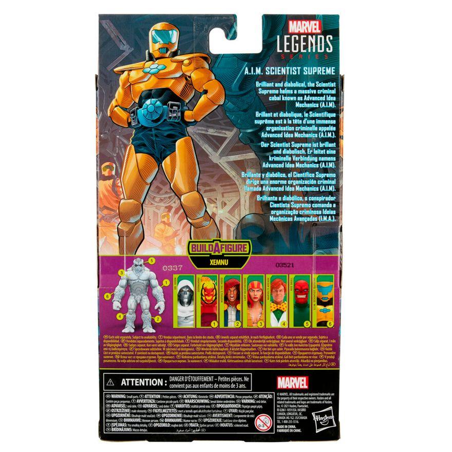 Figura-Articulado---Marvel-Legends---AIM-Scientist-Supreme---15-cm---Hasbro-8