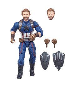 Boneco-Articulado---Marvel-Legends---Capitao-America---15-cm---Hasbro-0