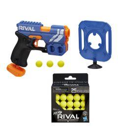 Kit-Nerf---Lancador-Rival-Advanced-e-Refil-com-25-Bolinhas---Hasbro