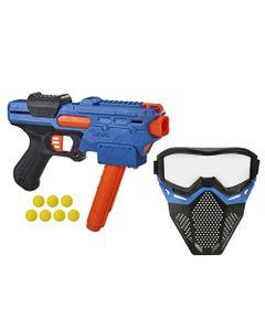Kit-Nerf---Lancador-Rival-Finisher-XX-700-com-Mascara-de-Protecao-Azul---Hasbro