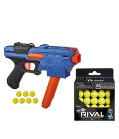 Kit-Nerf---Lancador-Rival-Finisher-XX-700-e-Refil-com-25-Bolinhas---Hasbro