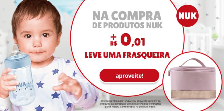 Compre Nuk e Leve Frasqueira