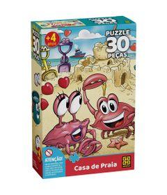 Quebra-Cabeca---30-Pecas---Casa-Na-Praia---Grow-0