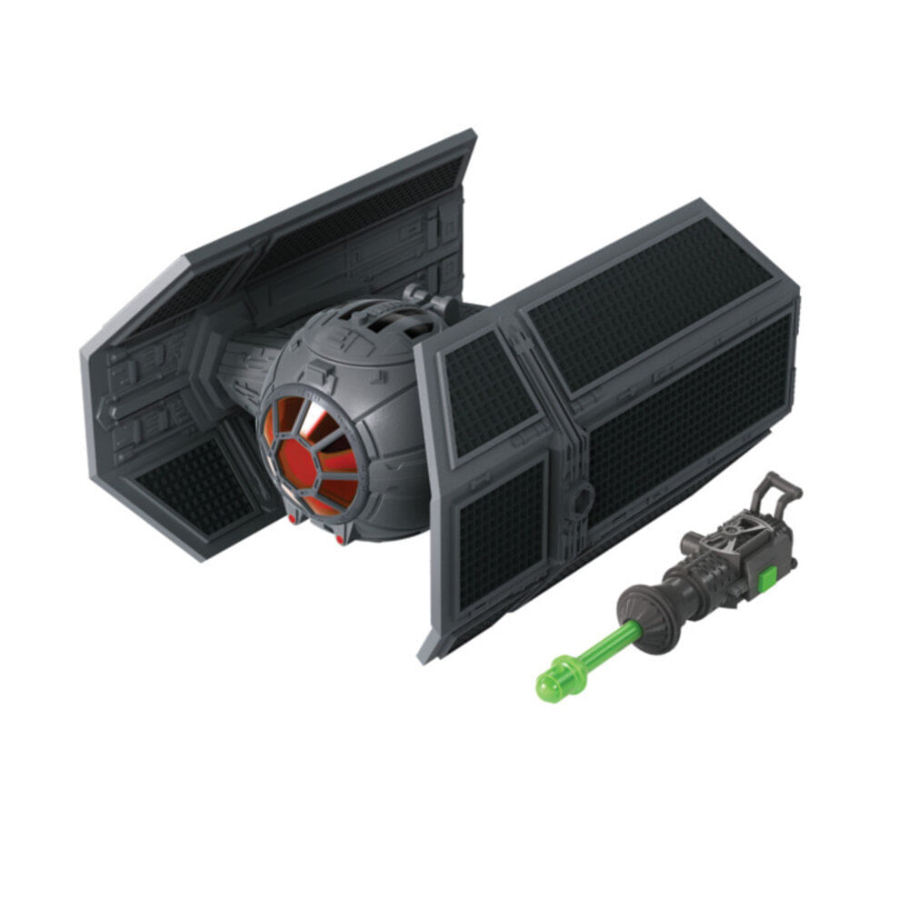 Veículo e Mini Figura Articulada - Disney - Star Wars - Mission Fleet - Tie Advanced - Hasbro