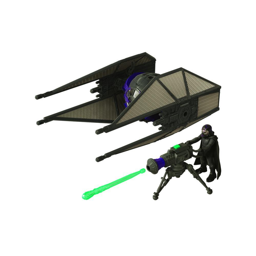 Veículo e Mini Figura Articulada - Disney - Star Wars - Mission Fleet - Tie Whisper - Hasbro