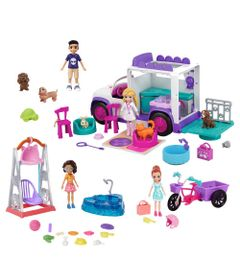 Polly-Pocket----Aventuras-com-Animais---Com-Acessorios---Mattel-0