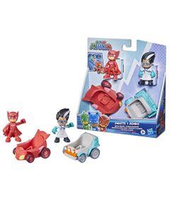 Veiculo-e-Mini-Boneco---PJ-Masks---Corujita-e-Romeo---Hasbro--0
