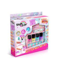 Acessorios-de-Maquiagem---Style-4ever---Glitter-Nail-Art---Fun-0