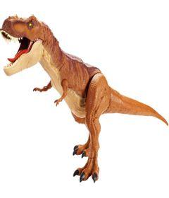 Figura-de-Acao---Jurassic-World---Dino-Rivals---Super-Colossal-T-Rex---Mattel-0